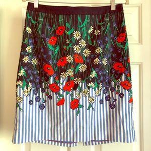 Anthropologie Mini Skirt